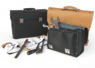 Carry bags for different trades and tool belts
