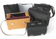 Carry bags for different trades and shopping bag
